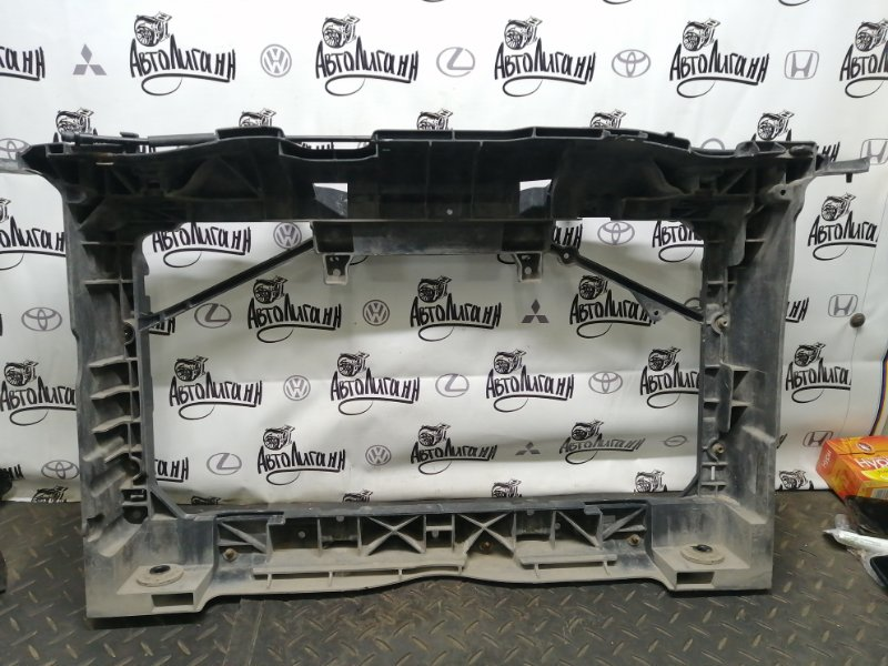 Телевизор (суппорт радиаторов) Mazda 6 Gh ЛИФТБЕК 2008 (б/у)