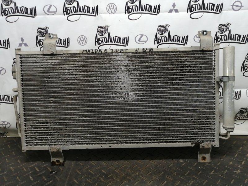 Радиатор кондиционера Mazda 6 Gh ЛИФТБЕК 2008 (б/у)