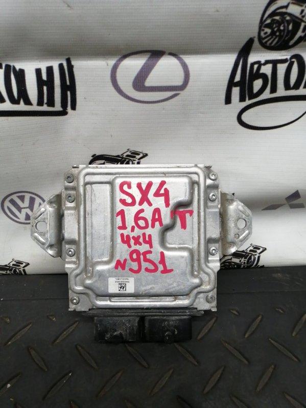 Блок управления двигателем Suzuki Sx 4 M16A 2010 (б/у)