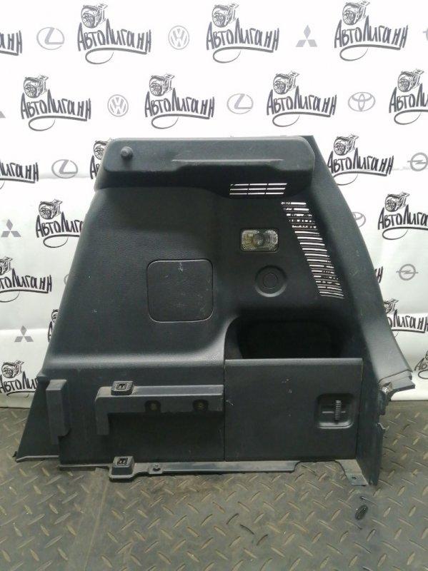 Обшивка багажника Suzuki Sx 4 M16A 2010 задняя (б/у)