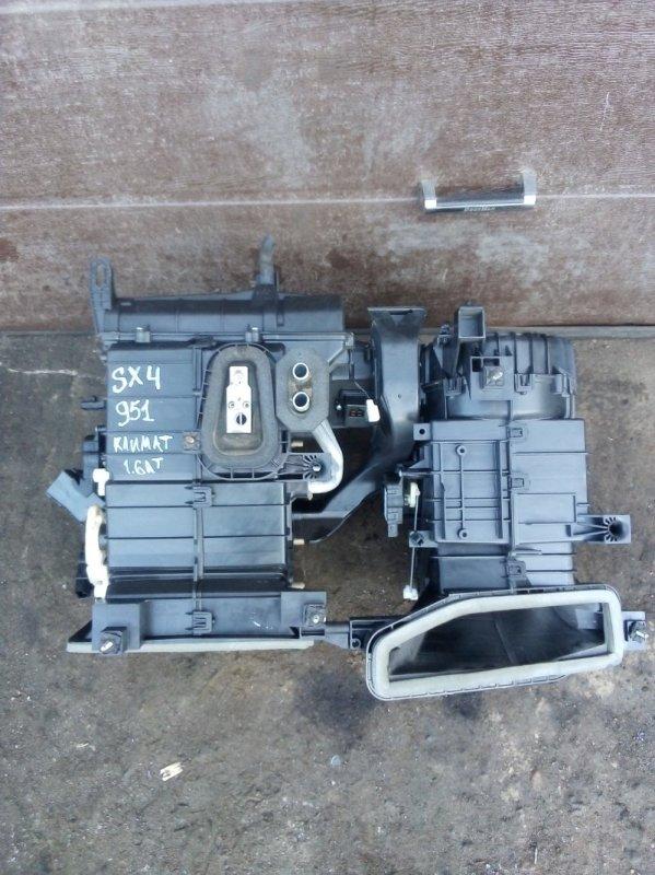 Корпус печки Suzuki Sx 4 M16A 2010 (б/у)