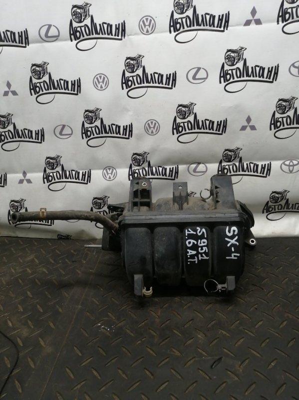 Коллектор впускной Suzuki Sx 4 M16A 2010 (б/у)