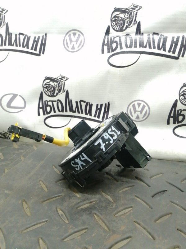 Шлейф подрулевой (улитка) Suzuki Sx 4 M16A 2010 (б/у)