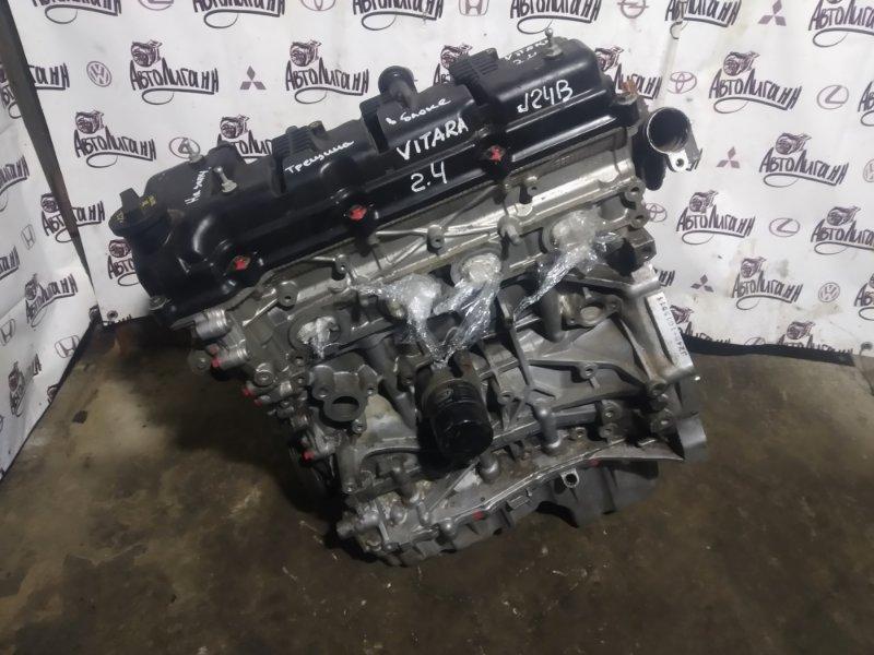 Двигатель Suzuki Grand Vitara 2.4 (б/у)