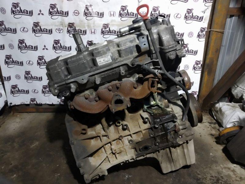 Двигатель Ssang Yong Kyron D20DT 2012 (б/у)