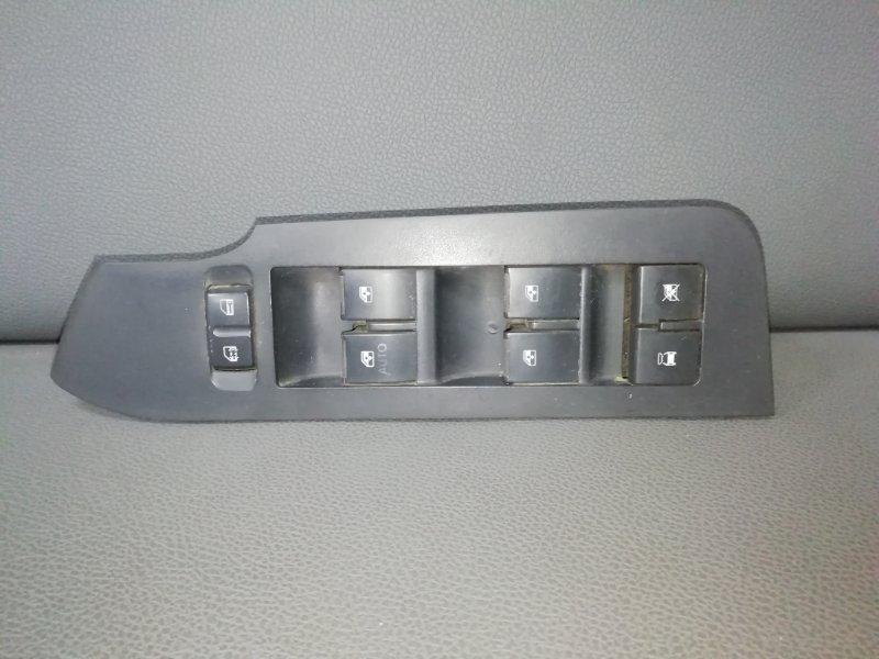 Блок управления стеклоподъемниками Chevrolet Captiva 2009 передний левый (б/у)