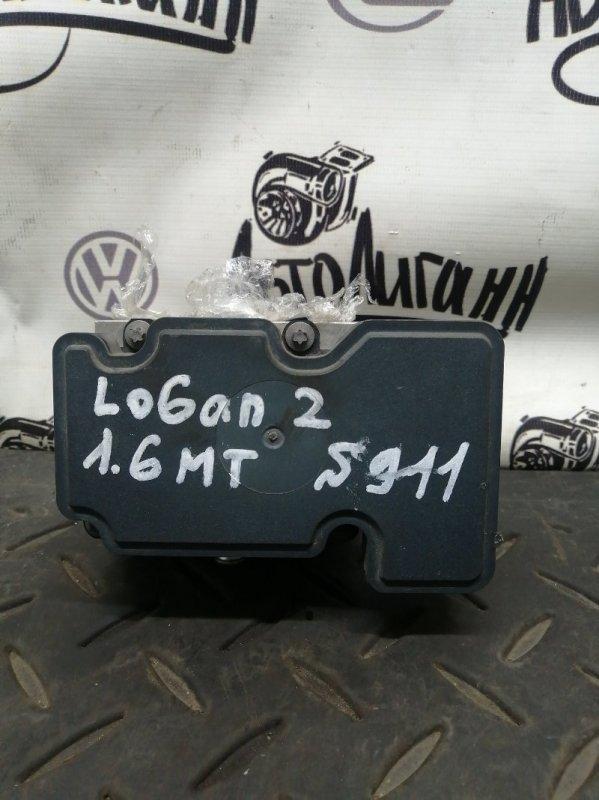 Блок abs Renault Logan 2 K7MA812 2015 (б/у)