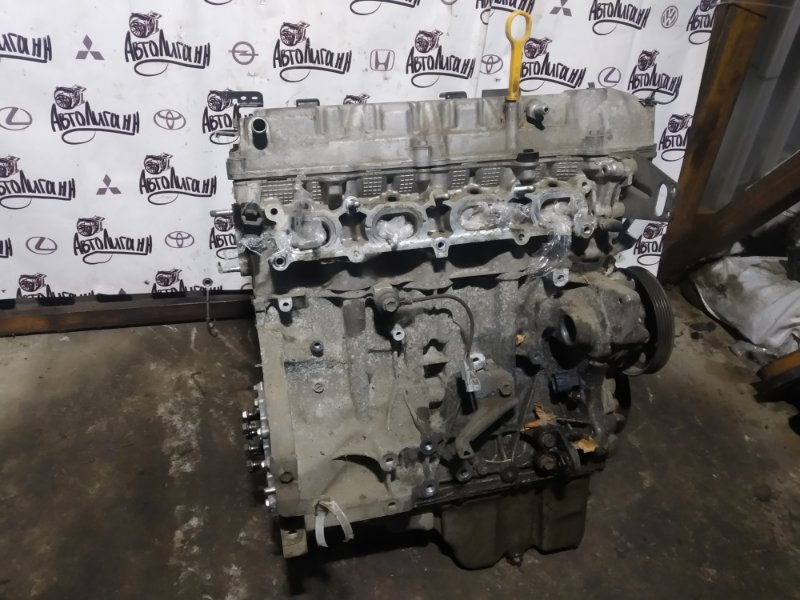 Двигатель Suzuki Sx 4 M16A 2010 (б/у)