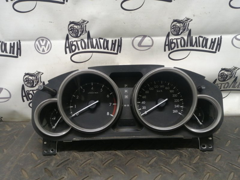 Щиток приборов Mazda 6 Gh ЛИФТБЕК 2008 (б/у)