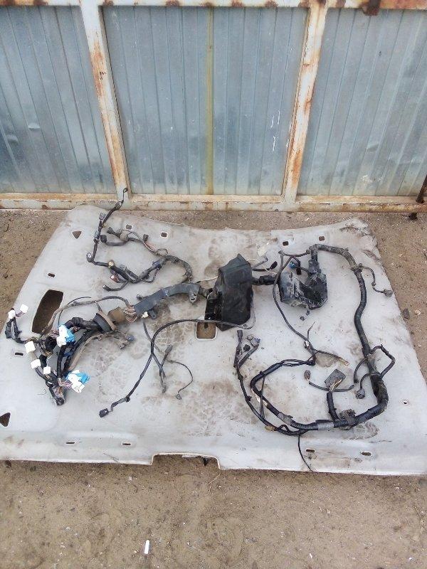 Проводка двигателя Mazda 6 Gh ЛИФТБЕК 2008 (б/у)