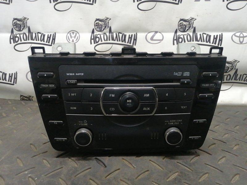 Магнитола Mazda 6 Gh ЛИФТБЕК 2008 (б/у)