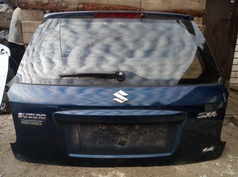 Крышка багажника Suzuki Sx 4 M16A 2010 (б/у)