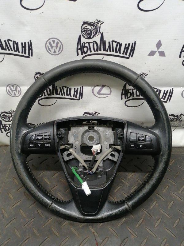 Руль Mazda 6 Gh ЛИФТБЕК 2008 (б/у)