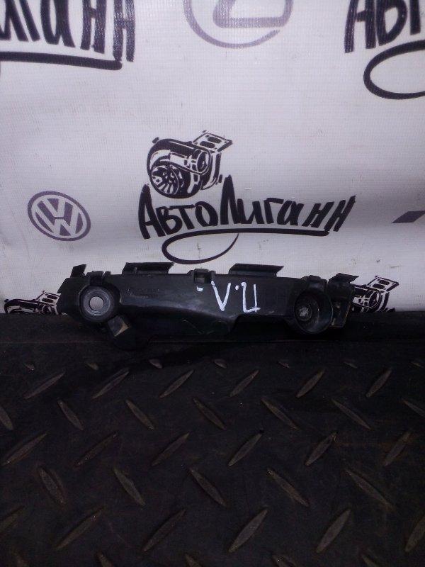 Кронштейн бампера Mazda 6 Gh ЛИФТБЕК 2008 передний левый (б/у)