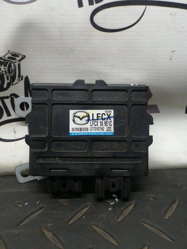 Блок управления акпп Mazda 6 Gh ЛИФТБЕК 2008 (б/у)