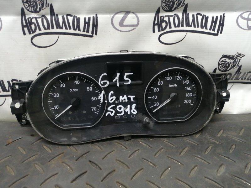 Щиток приборов Nissan Almera G15 K4MF496 2017 (б/у)