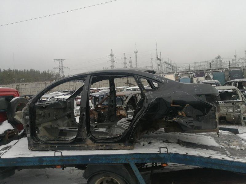 Кузов Nissan Almera G15 K4MF496 2017 (б/у)
