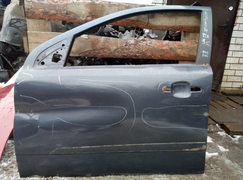 Дверь Opel Astra H ХЭТЧБЕК Z18XER 2008 передняя левая (б/у)
