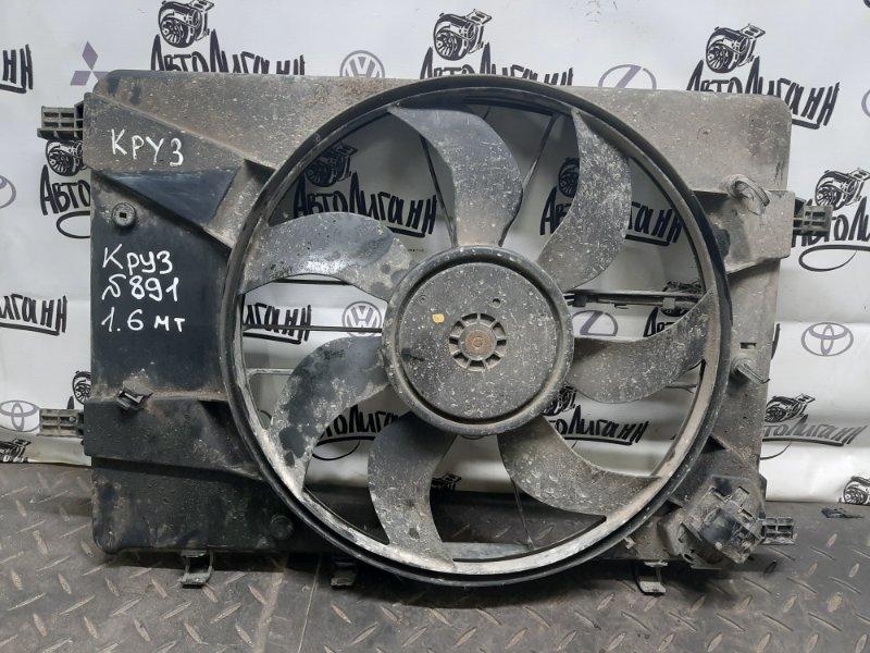Диффузор Chevrolet Cruze ХЭТЧБЕК F16D3 2012 (б/у)