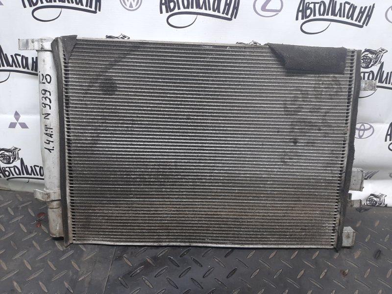 Радиатор кондиционера Hyundai I20 G4FA 2010 (б/у)