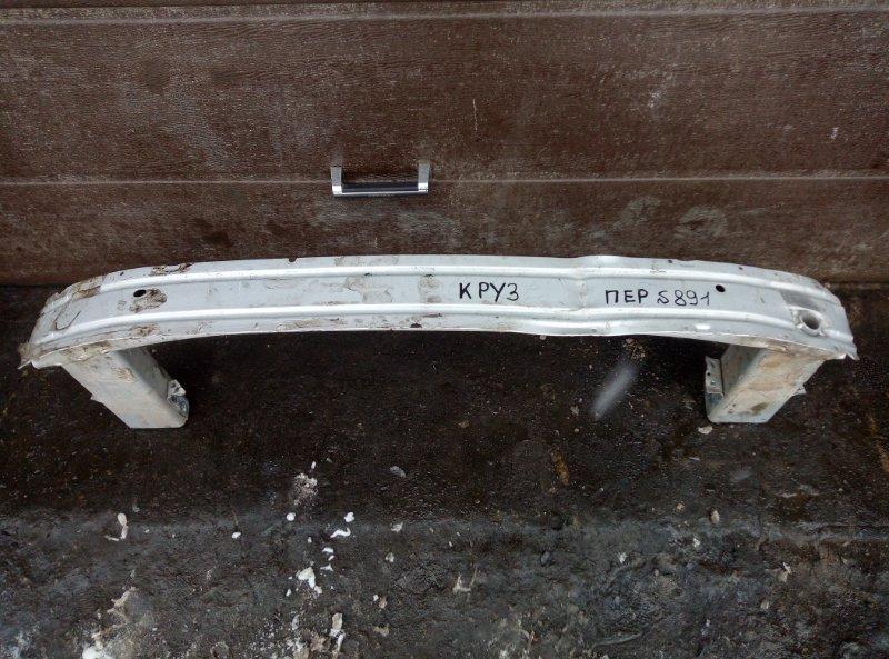 Усилитель бампера Chevrolet Cruze ХЭТЧБЕК F16D3 2012 передний (б/у)