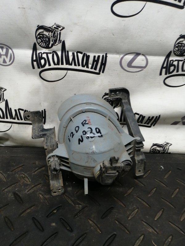 Фара противотуманная Hyundai I20 G4FA 2010 передняя правая (б/у)