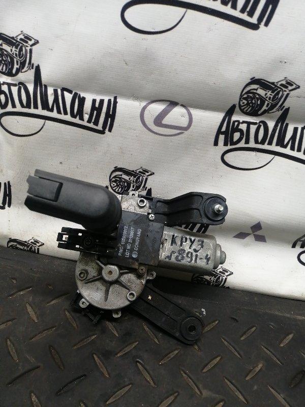 Мотор дворников Chevrolet Cruze ХЭТЧБЕК F16D3 2012 задний (б/у)