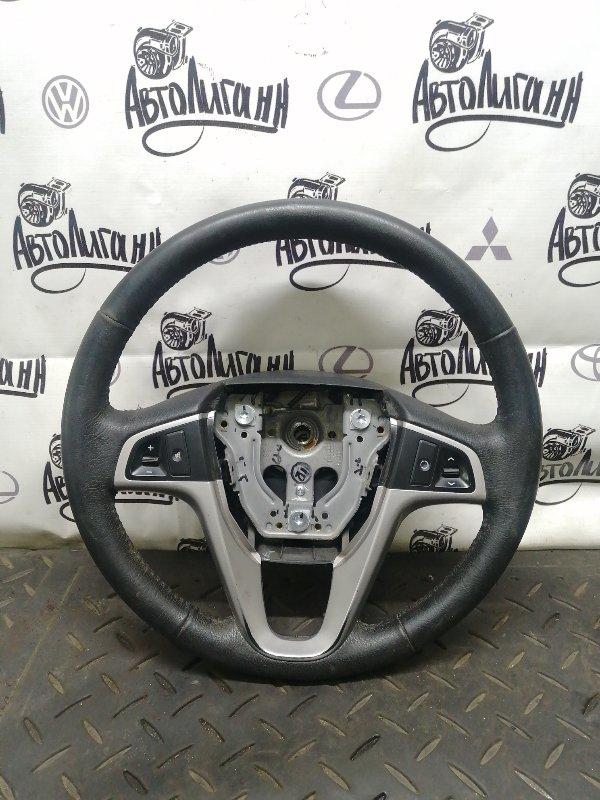 Руль Hyundai I20 G4FA 2010 (б/у)