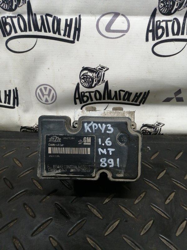 Блок abs Chevrolet Cruze ХЭТЧБЕК F16D3 2012 (б/у)