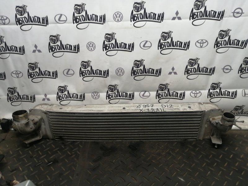 Интеркулер Nissan X-Trail M9R 2013 (б/у)