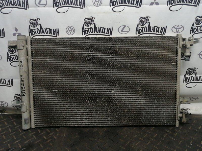 Радиатор кондиционера Chevrolet Cruze ХЭТЧБЕК Z18XER 2012 (б/у)