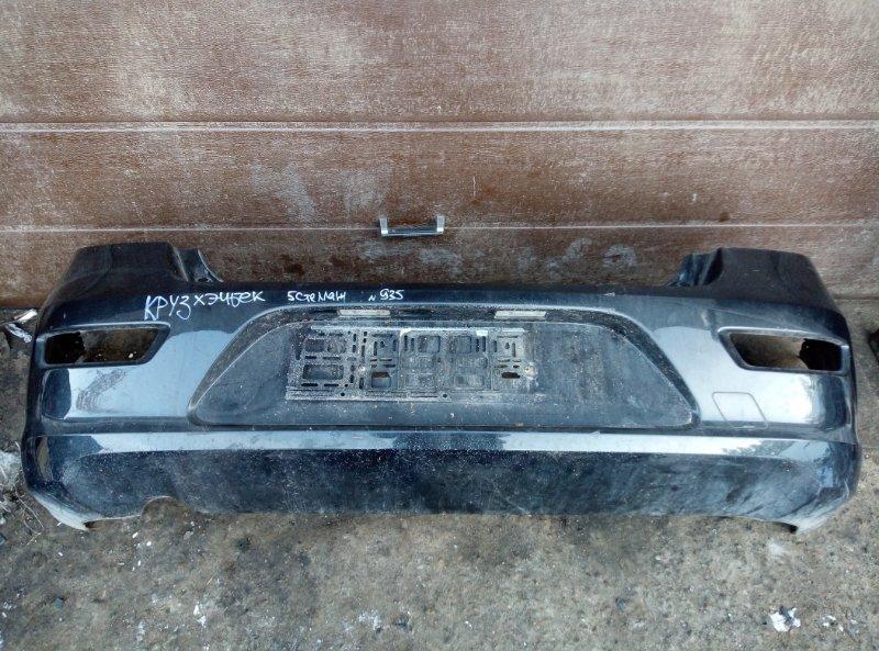 Бампер Chevrolet Cruze ХЭТЧБЕК Z18XER 2012 задний (б/у)