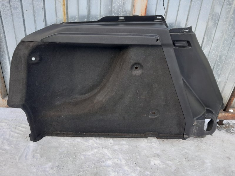 Обшивка багажника Chevrolet Cruze ХЭТЧБЕК Z18XER 2012 задняя левая (б/у)