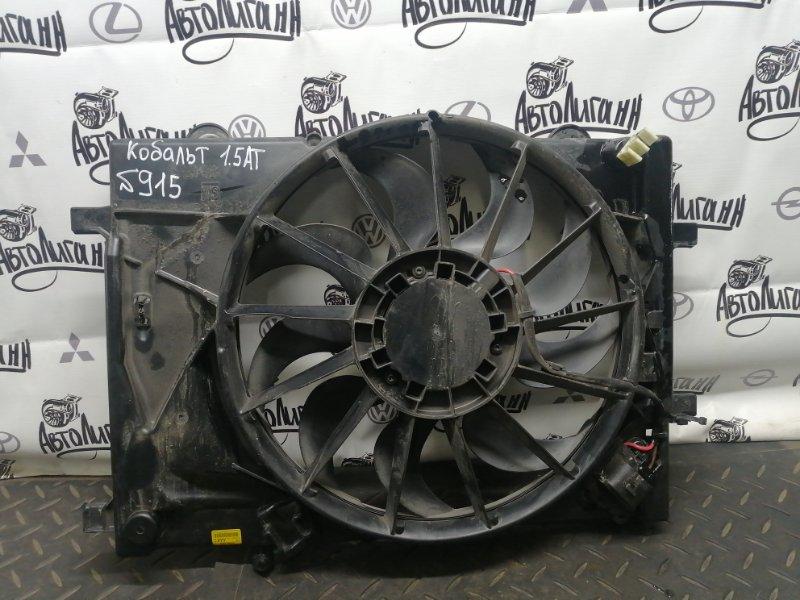 Диффузор Chevrolet Cobalt B15D2 2013 (б/у)