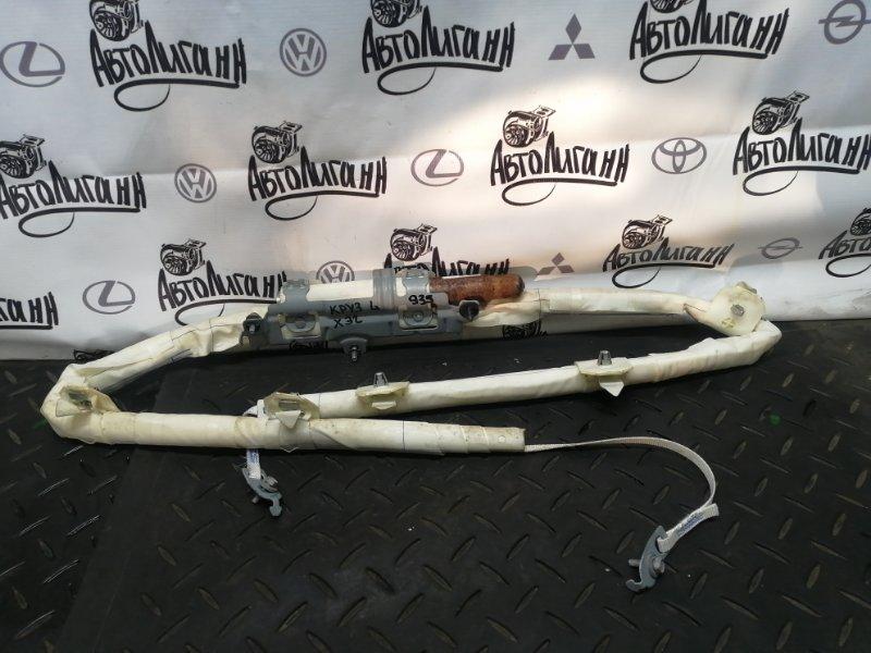 Шторка безопасности Chevrolet Cruze ХЭТЧБЕК Z18XER 2012 левая (б/у)