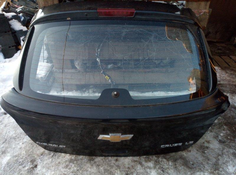 Крышка багажника Chevrolet Cruze ХЭТЧБЕК Z18XER 2012 (б/у)