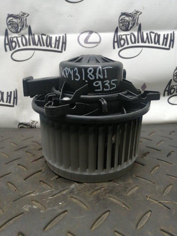 Моторчик печки Chevrolet Cruze ХЭТЧБЕК Z18XER 2012 (б/у)