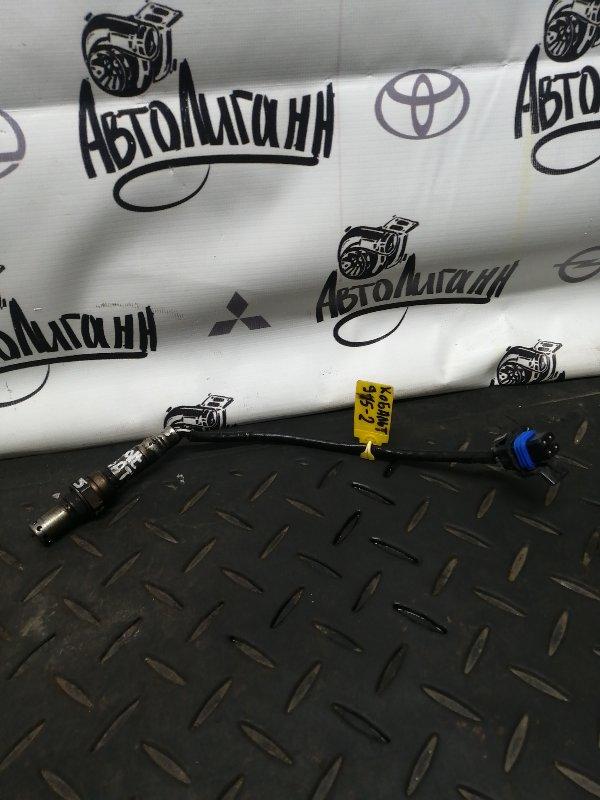 Датчик кислорода Chevrolet Cobalt B15D2 2013 задний (б/у)