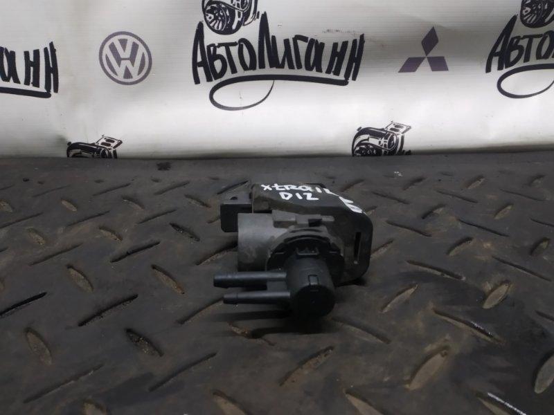 Клапан управления турбиной Nissan X-Trail M9R 2013 (б/у)