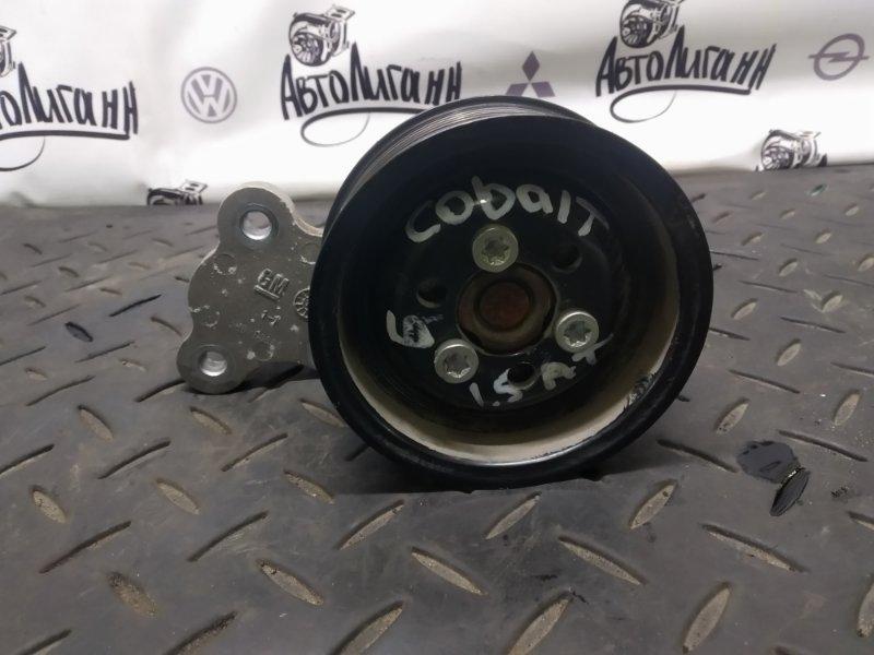 Помпа Chevrolet Cobalt B15D2 2013 (б/у)