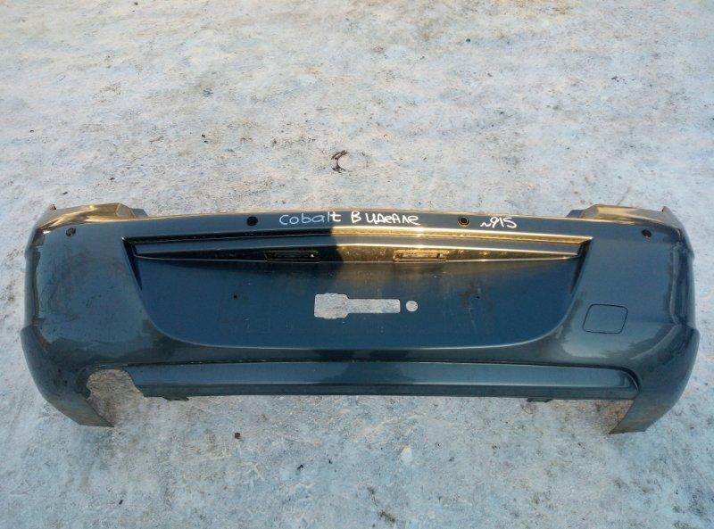 Бампер Chevrolet Cobalt B15D2 2013 задний (б/у)