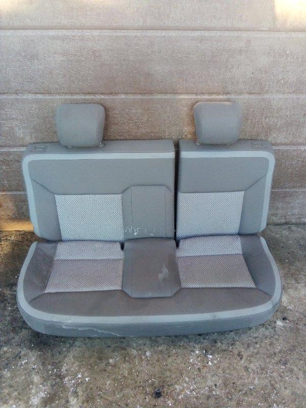 Сиденье Chevrolet Cobalt B15D2 2013 заднее (б/у)