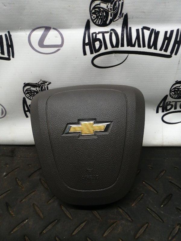 Подушка в руль Chevrolet Cobalt B15D2 2013 передняя (б/у)