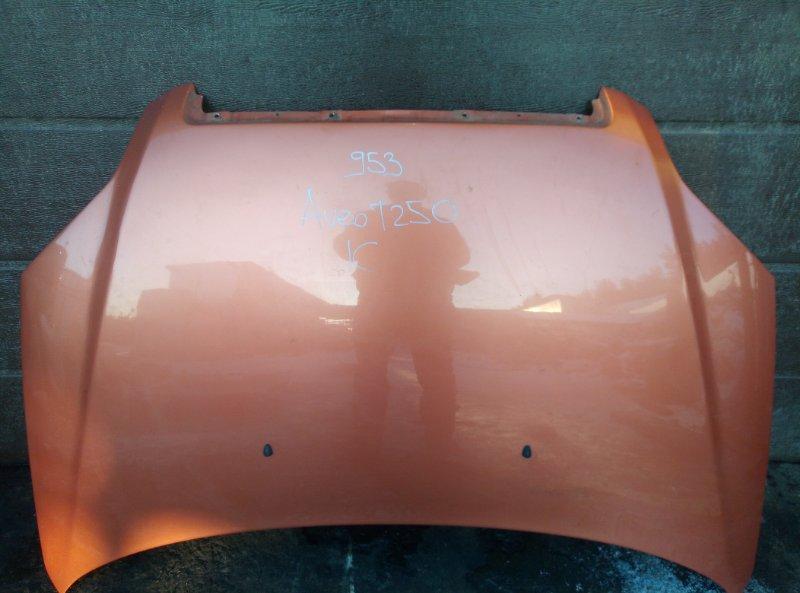 Капот Chevrolet Aveo T 250 B12S1 2007 (б/у)
