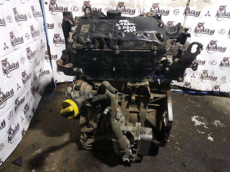 Двигатель Nissan X-Trail M9R 2013 (б/у)