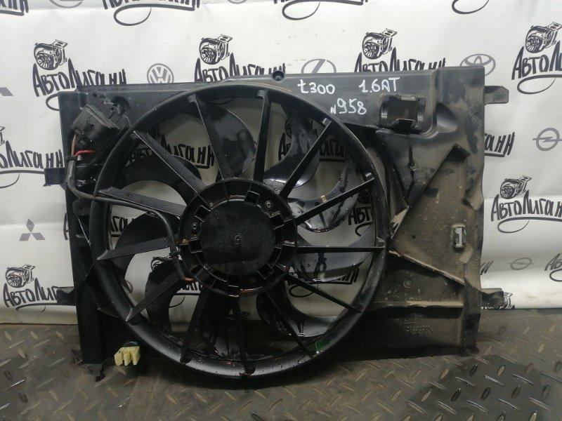 Диффузор Chevrolet Aveo T300 F16D4 2012 (б/у)