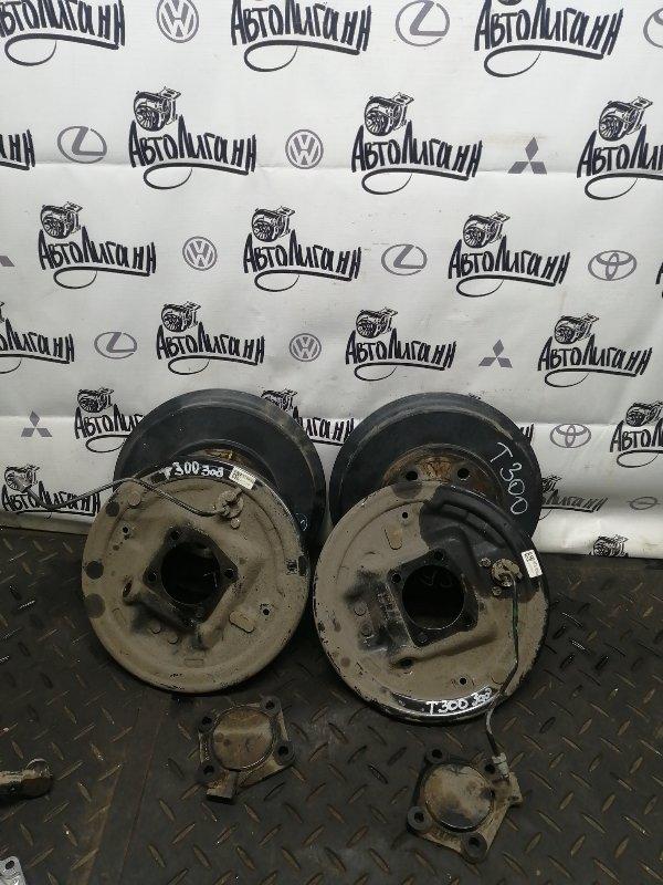 Тормозной барабан Chevrolet Aveo T300 F16D4 2012 задний (б/у)