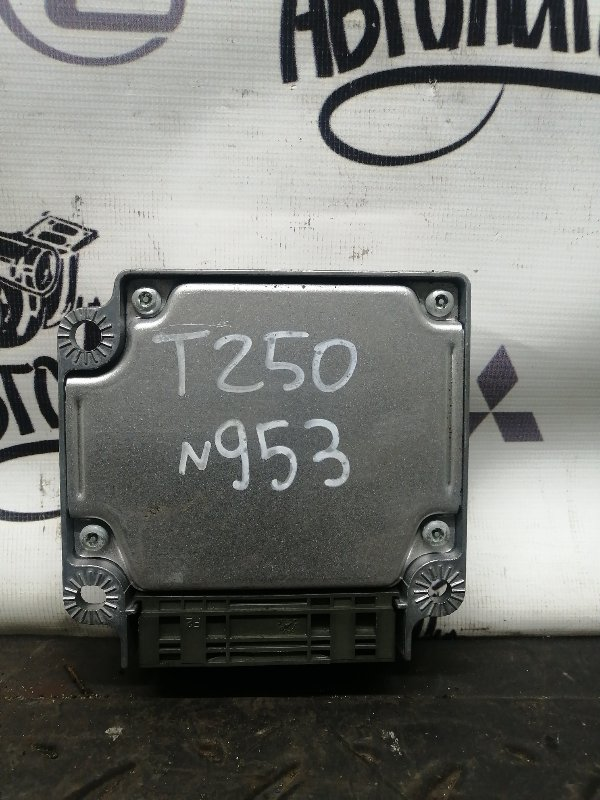 Блок srs Chevrolet Aveo T 250 B12S1 2007 (б/у)