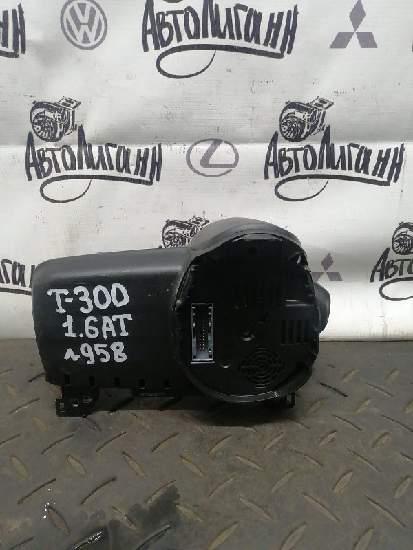 Щиток приборов Chevrolet Aveo T300 F16D4 2012 (б/у)