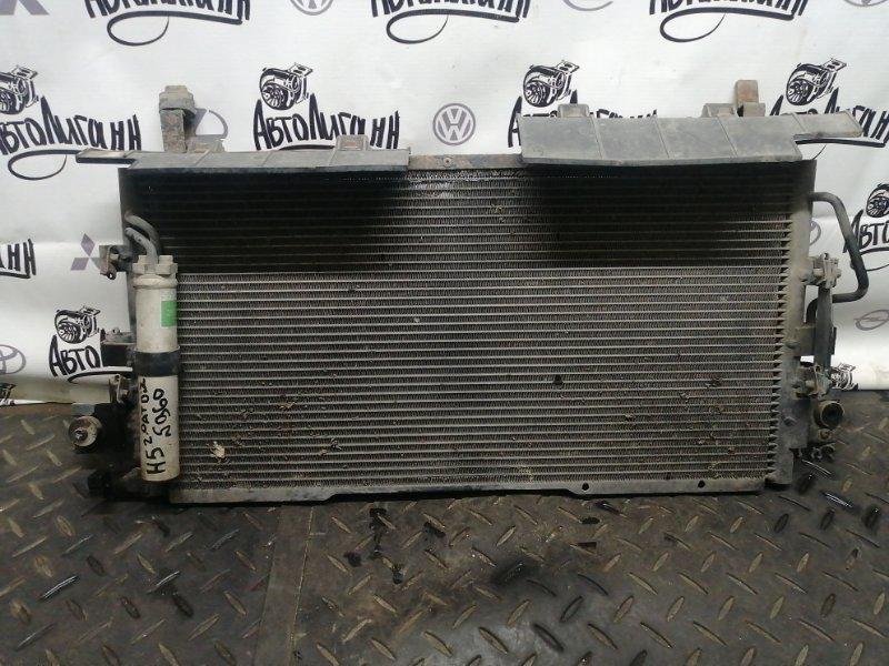 Радиатор кондиционера Great Wall Hover H5 GW4D20 2011 (б/у)
